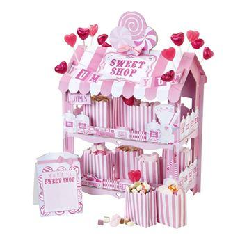 Imagen de Stand tienda de chuches dulce