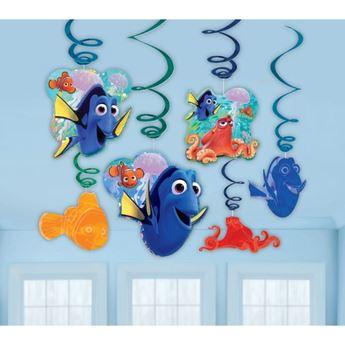 Imagen de Decorados espirales buscando a Dory (6)