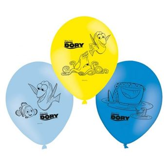 Picture of Globos Buscando a Dory (6)