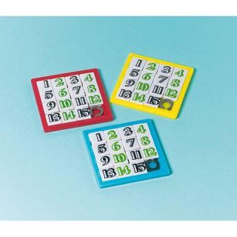 Picture of Juego puzzles deslizantes (12)