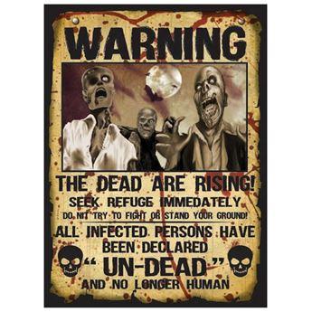 Picture of Troquelados peligro zombie (2)