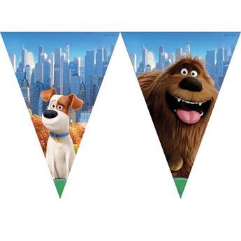 Imagen de Banderín Mascotas