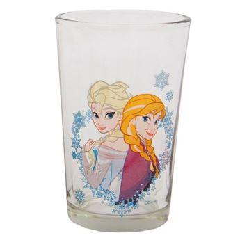 Imagen de Set vasos Frozen cristal (3)