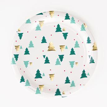 Imagens de Platos árbol de Navidad (8)