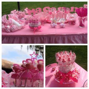 Imagen de Candy bar, mesas de chuches