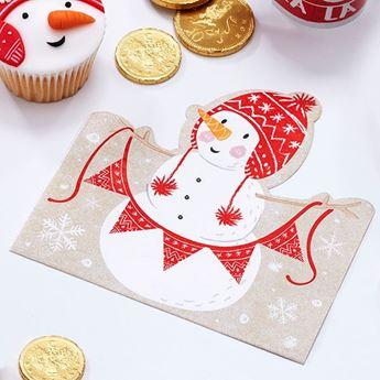 Imagen de Servilletas Navidad infantil (20)