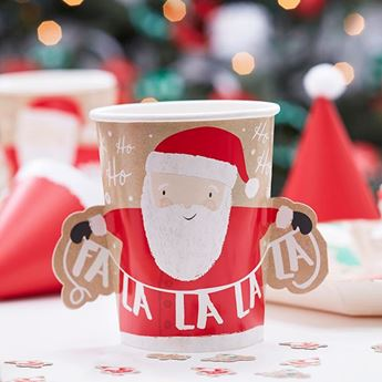 Imagen de Vasos Navidad infantil (8)