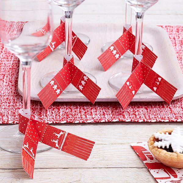 imagen de decorado copa navidad