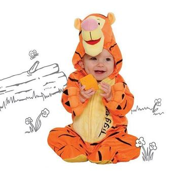 Picture of Disfraz Tigger Winnie The Pooh (talla 12 a 18 meses)