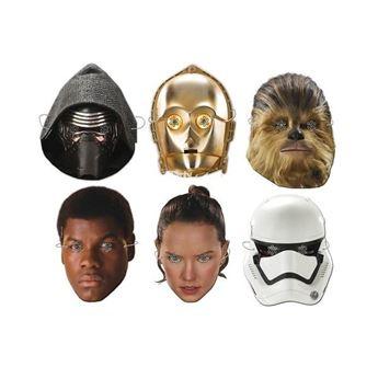 Picture of Máscaras Star Wars Despertar de la Fuerza (6)