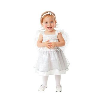Imagens de Disfraz ángel con accesorios 12 a 24 meses