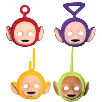 Picture of Máscaras Teletubbies (4)