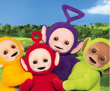 Picture for category Teletubbies