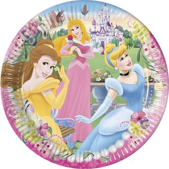 Picture of Platos princesas Disney exclusivos (10)