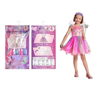 Imagen de Disfraz Hada con accesorios de 3 a 6 años