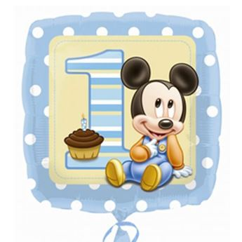 Picture of Globo Baby Mickey primer cumpleaños