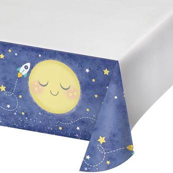 Imagens de Mantel bebé luna
