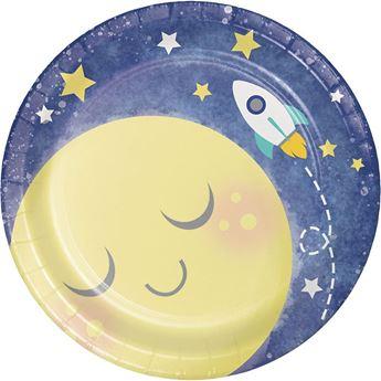 Imagens de Platos bebé luna pequeños (8)