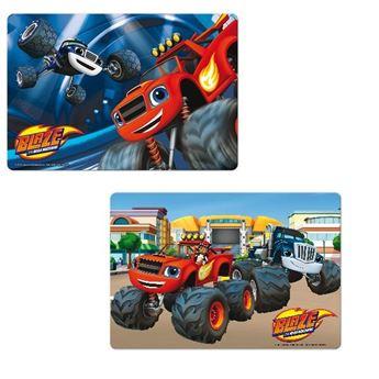 Imagen de Salvamantel  Blaze y los Monster Machines 3D