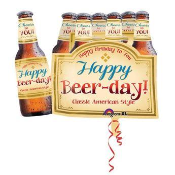 Imagen de Globo cumpleaños cerveza