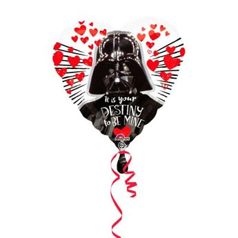 Imagen de Globo Star Wars love