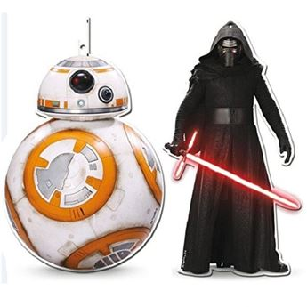 Picture of Troquelados Star Wars BB8 Kylo