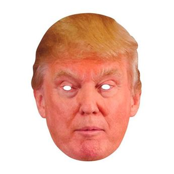 Picture of Careta Donald Trump