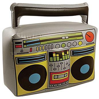 Imagen de Radio años 80's hinchable