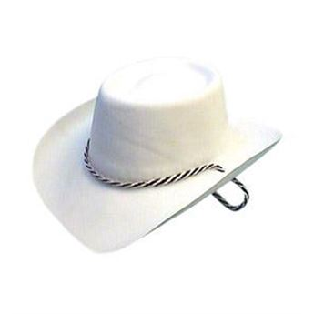 Imagens de Sombrero vaquero purpurina blanco