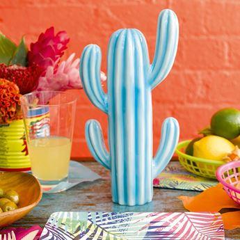 Imagens de Centro de mesa cactus cerámica