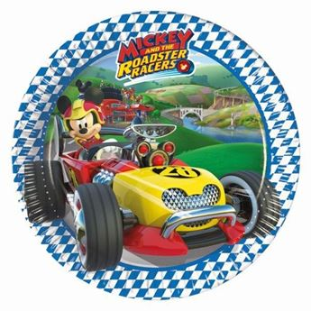 Imagen de Platos Mickey y los super pilotos pequeños (8)