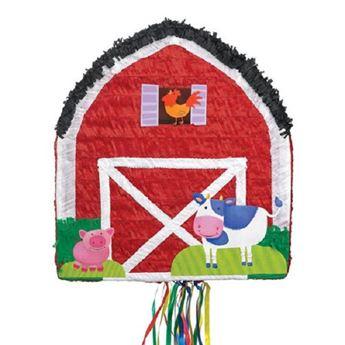Imagens de Piñata Granja Animales