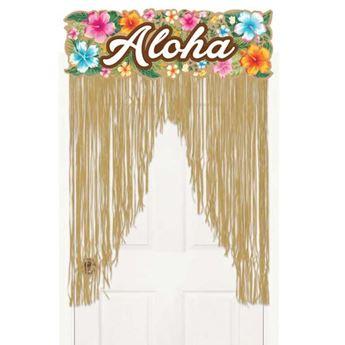 Imagen de Cortina para puerta Aloha