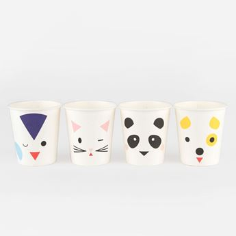 Imagens de Vasos mini animales (8)