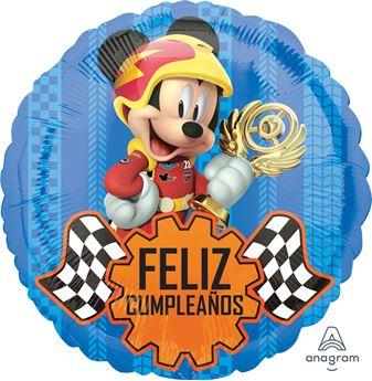 Picture of Globo Mickey Feliz cumpleaños