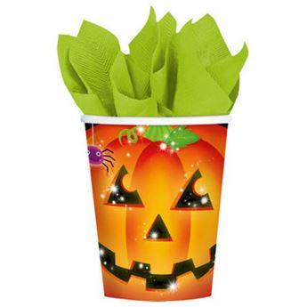 Imagen de Vasos Calabaza  Halloween (8)