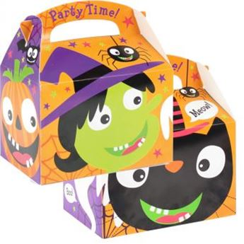Picture of Caja Halloween infantil