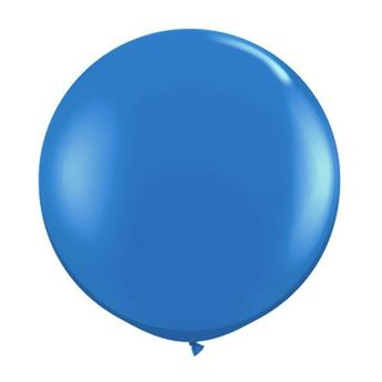 Picture of Globos azules 90cm (1)