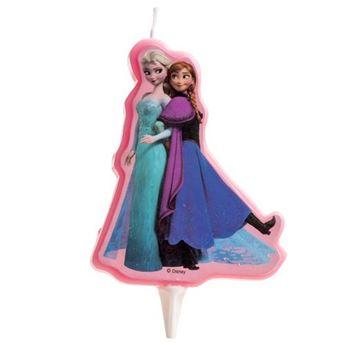 Imagen de Vela Frozen figura
