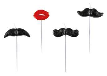 Imagen de Velas bigotes (4)