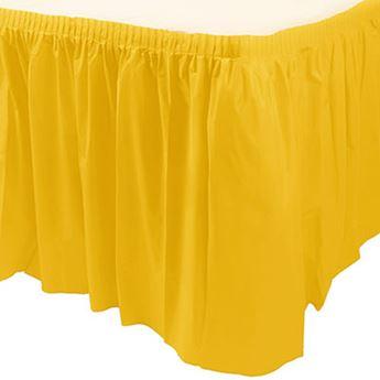 Imagens de Falda de mesa amarilla
