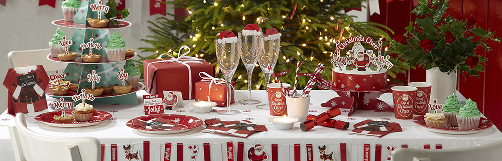 Ideas y productos para una navidad cl sica encuentra un - Ideas para una fiesta de navidad ...