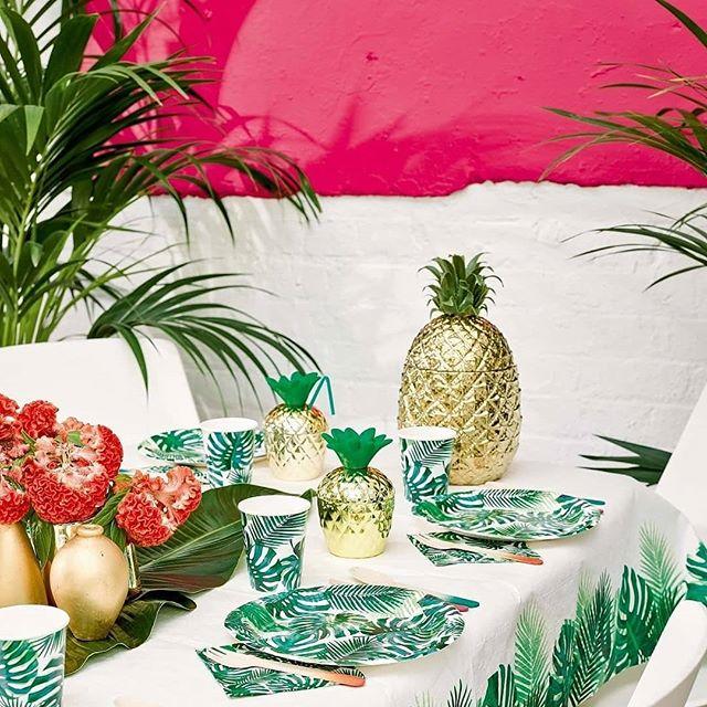 Decoraci n fiesta tropical aloha online env o en 24 horas - Articulos decoracion online ...