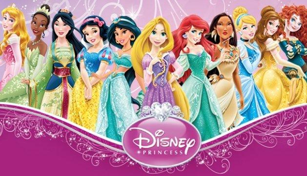 Decoraci n fiesta princesas disney online env o en 24 - Fiestas infantiles princesas disney ...