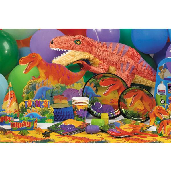 448ca53ba Elige una de las diferentes vajillas de dinosaurios que tenemos y combinala  con el plato, la servilleta, el mantel, las bolsas de chuches, los globos  de esa ...