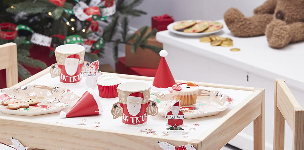 Decoraci n fiesta navidad infantil online env o en 24 for Articulos de decoracion para navidad