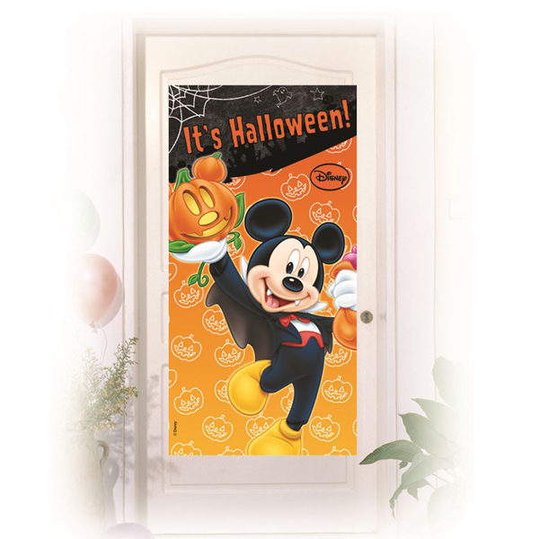 Decoación Halloween Mickey