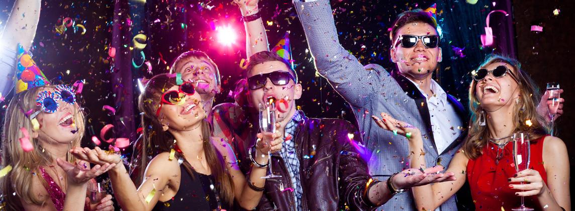 Decoración fiesta Cotillón online. Envío en 24 horas. Fiestafacil ...