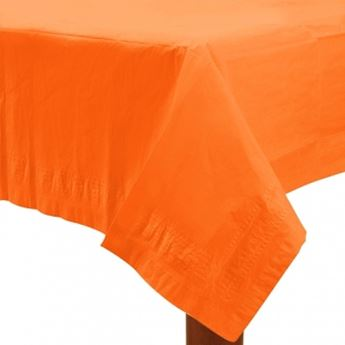Picture of Mantel naranja de papel