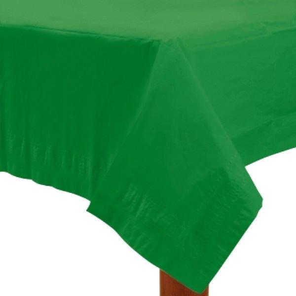 Imagens de Mantel verde de papel